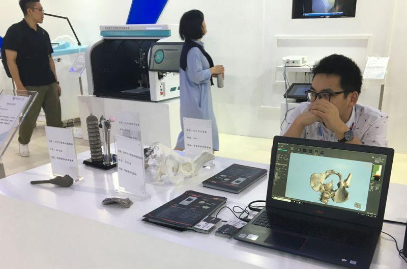 3D-принтер для человеческих «запчастей»