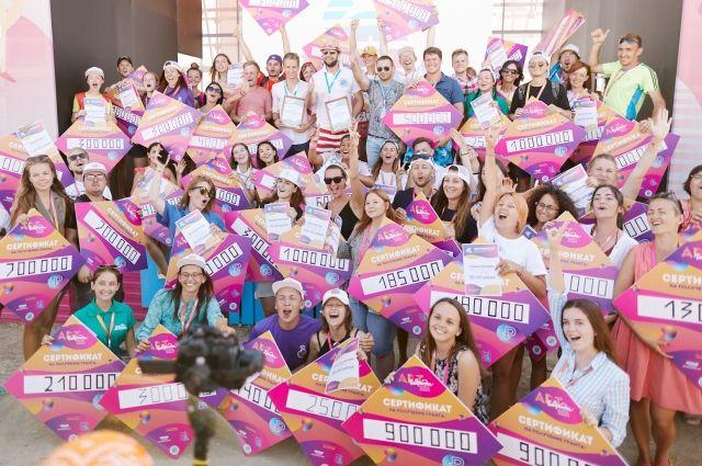 Проекты тюменцев стали одними из лучших на фестивале «Таврида - АРТ»