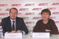 Евгений Васиченко и Роман Ищенко.