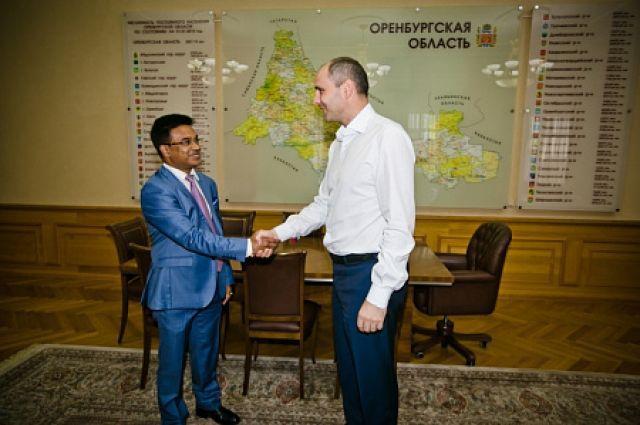 В Оренбуржье индийский инвестор планирует построить студгородок