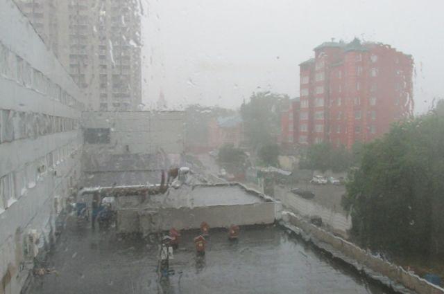 Погода в конце недели начнет портиться, в регион придут похолодание и дожди.