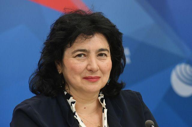 Татьяна Батышева.