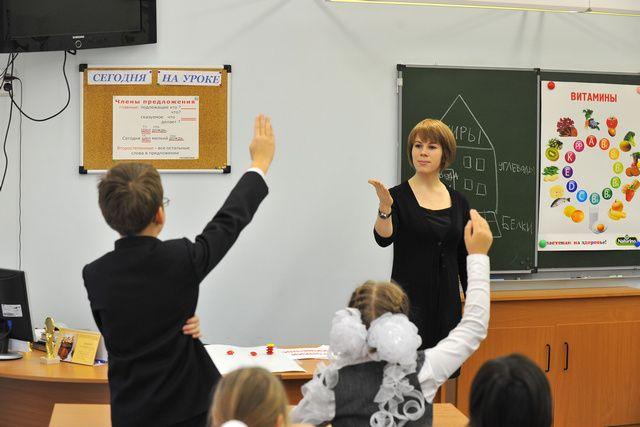Чтобы дети занимались в отремонтированных школах, потратили более 115 млн руб.