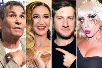 Бари Алибасов, Ольга Бузова, Резо Гигинеишвили, Леди Гага.
