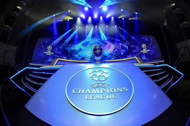 Жеребьевка группого этапа Лиги чемпионов.