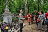 В Тобольске воссоздадут памятник писателя Петра Ершова