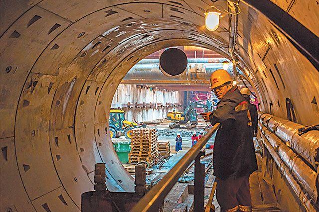 Новый участок метро разгрузит центральные станции на 20%: пассажиры смогут ехать по своим делам, минуя центр.