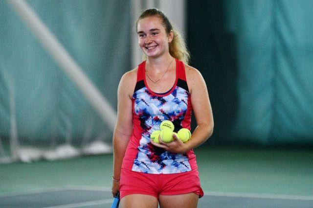 Украинская теннисистка Дарья Снигур стала чемпионкой турнира  в Израиле