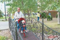 Этим летом благоустроены «Никулина роща» и часть дворов района.