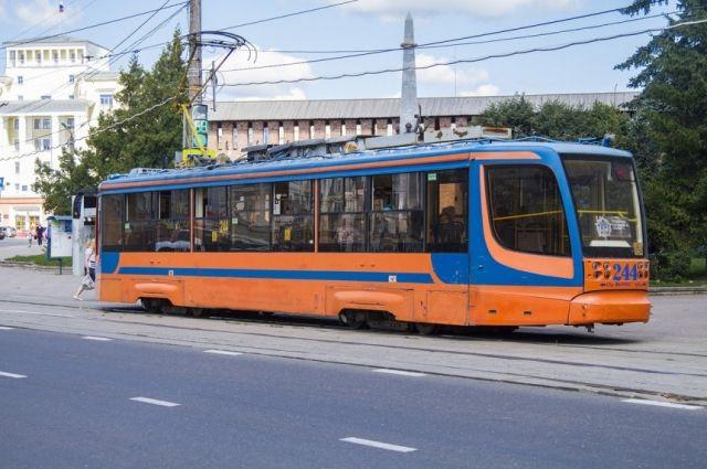 В Новосибирске развивают пассажирский транспорт