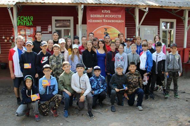 «Ростелеком» в Новосибирске напомнил детям о правилах поведения в интернете