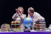 Постановку пьесы «Земля Эльзы» её автор Ярослава Пулинович оценит во время Вампиловского фестиваля.