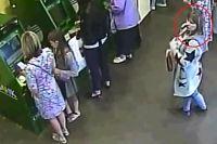 Женщину ищет полиция.