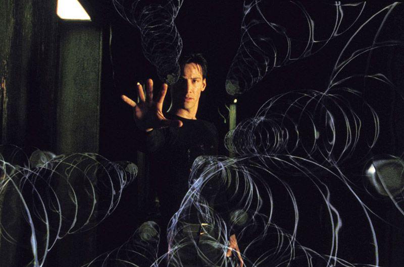 «Матрица» (1999) — Нео.