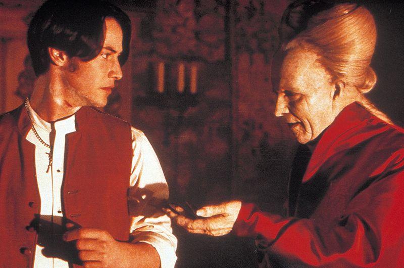«Дракула» (1992) — Джонатан Харкер.