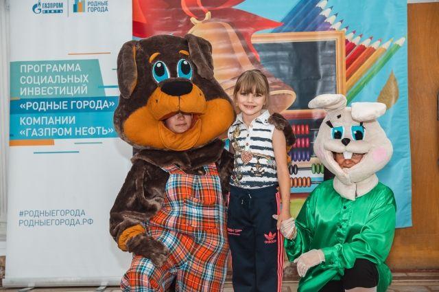 Новую театральную студию открыли в микрорайоне города Омска