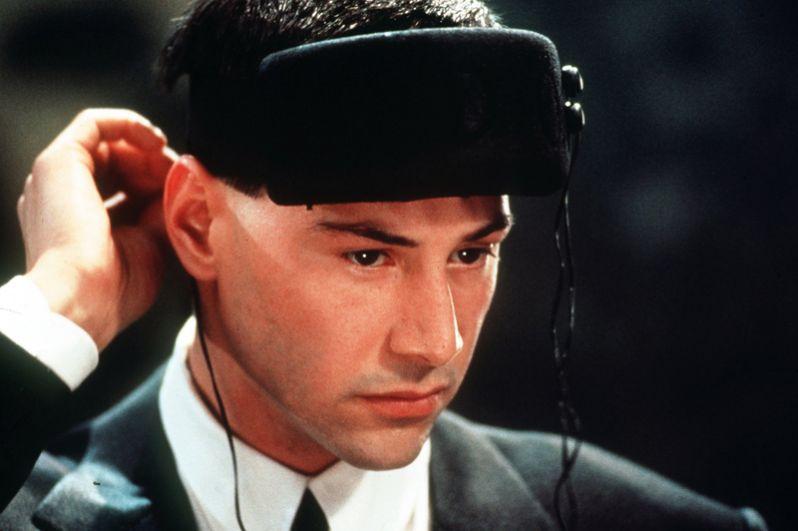 «Джонни-мнемоник» (1995) — Джонни-мнемоник.