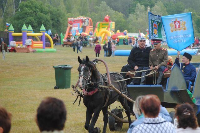 XIX межрегиональный фестиваль казачьей культуры «Оренбург – форпост России» в пятый раз принимала Илекская земля.