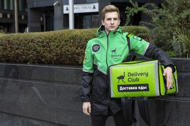 В Тюмени заработала доставка Delivery Club
