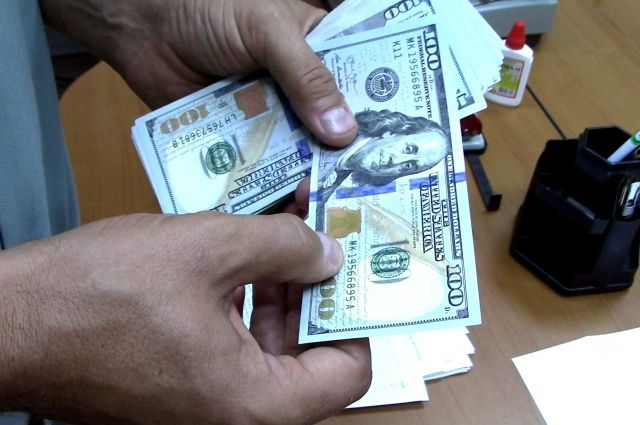 Гражданина Киргизии задержали при попытке вывезти из региона валюту