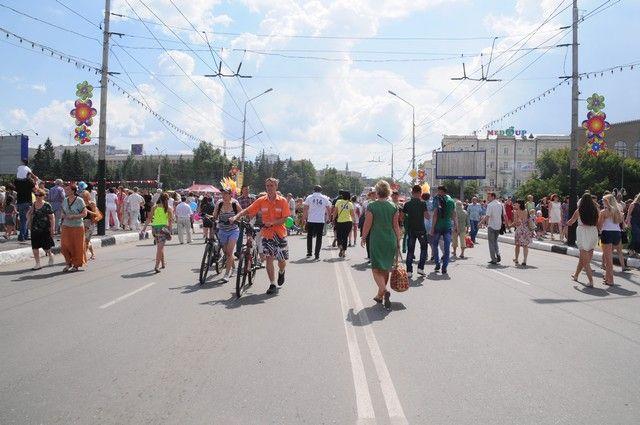 На пять дней центр Омска станет пешеходным