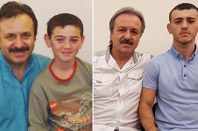 Мальчик, раненный осколком, выжил, вырос и пришёл к доктору Кудзаеву за справкой, чтобы взяли в армию.