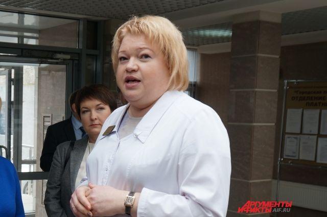 Прокурор требует, чтобы министр Оксана Мелехова незамедлительно устранила нарушения в чайковской больнице.