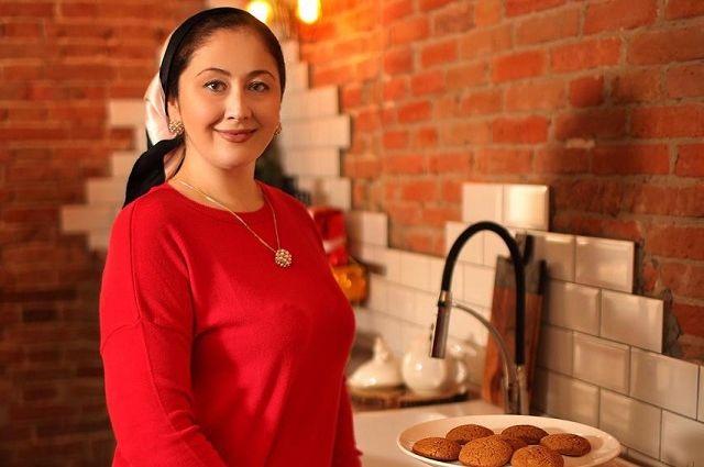 Зарема Хаджиева: через блог я хочу поднять ценность семьи на другой уровень, пусть даже через борщ.