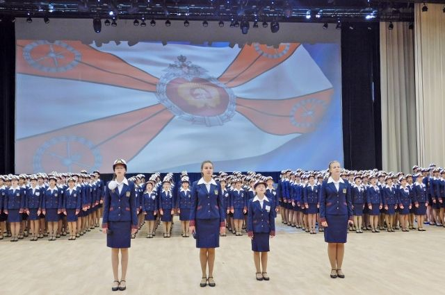 Торжественное открытие Пансиона состоялось 2 сентября.