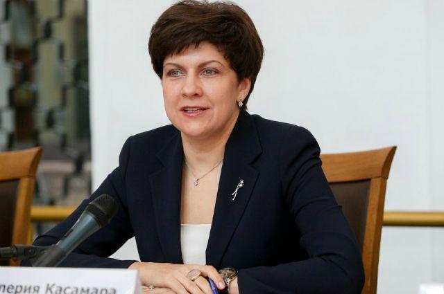 Валерия Касамара.
