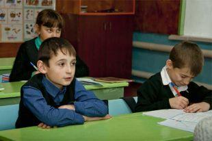 В последнее время в школе учились не больше 30 человек.