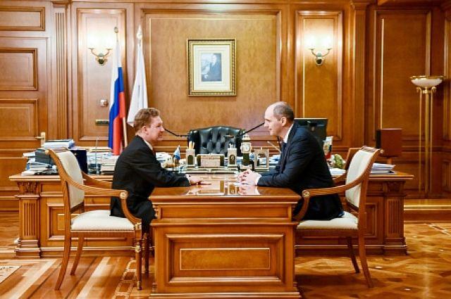 Правительство Оренбуржья и Газпром будут сотрудничать в экологической сфере