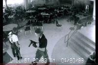 Кадр из школы Колумбайн, штат Колорадо, США