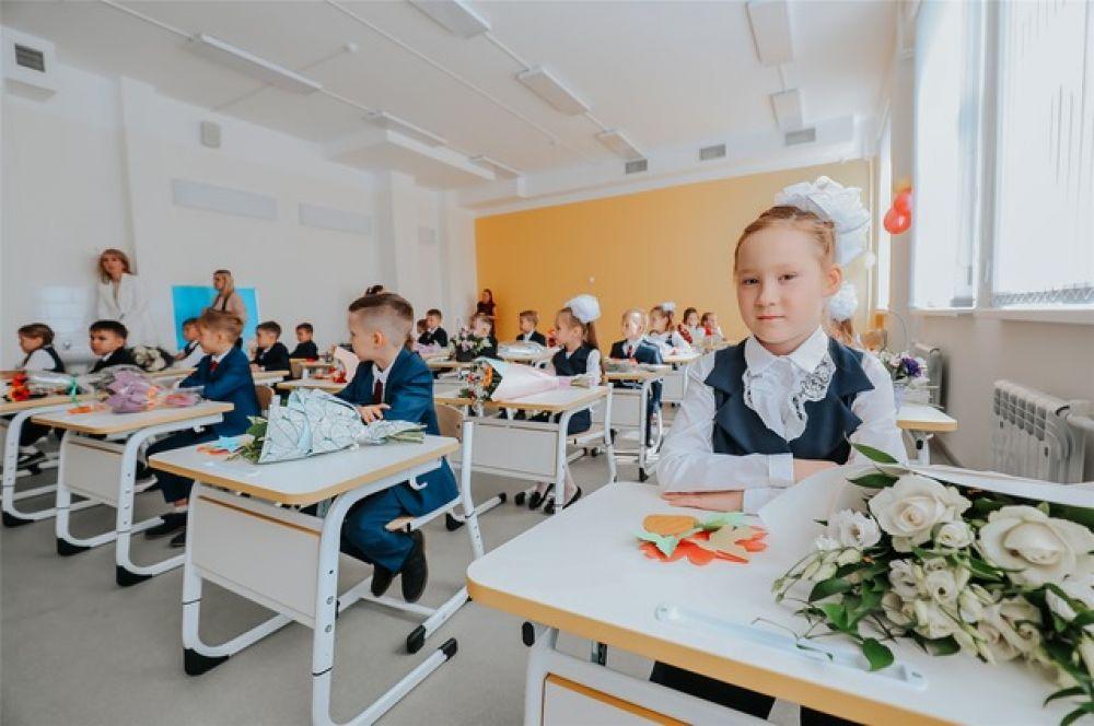 Новые школы, соответствующие требованиям будущего, строятся в рамках реализации регионального проекта «Современная школа» нацпроекта «Образование»
