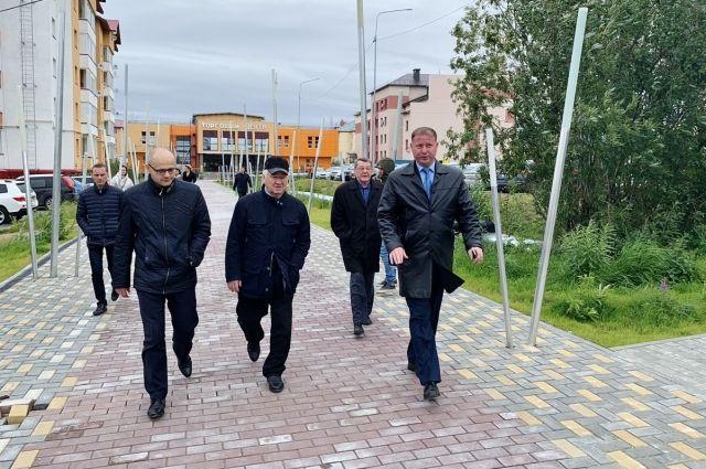Председатель Тюменской облдумы отчитался перед северянами о своей работе