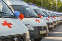 В Оренбургскую область поступит 36 автомобилей скорой помощи.