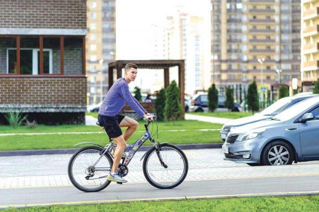 В жилых комплексах ВДК созданы все условия для комфортной жизни и активного отдыха.