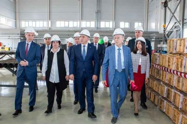 СибБурМаш запустил серийное производство нефтегазопромыслового оборудования