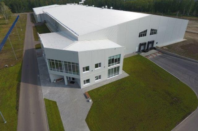 Агрофирма «КРиММ» запустила завод по переработке картофеля