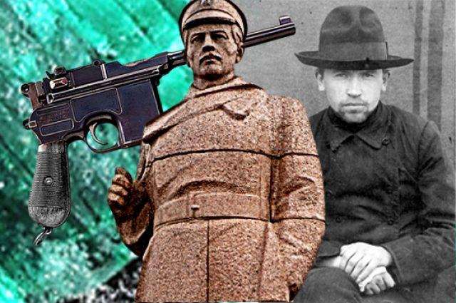 Иван Малышев (справа) в Тюменской тюрьме, 1912 год.