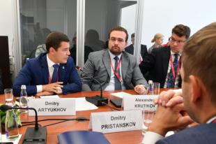 Губернатор ЯНАО выступил на сессии Восточного экономического форума