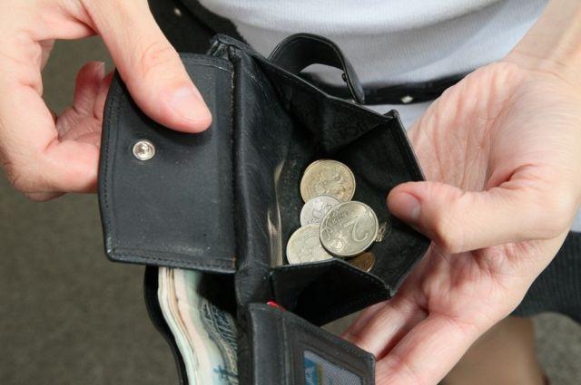 Более чем на 5% упали реальные располагаемые доходы ярославцев.