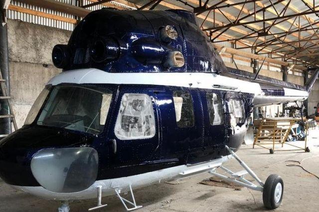 На Ямале пропал вертолет «МИ-2» с тремя пассажирами на борту