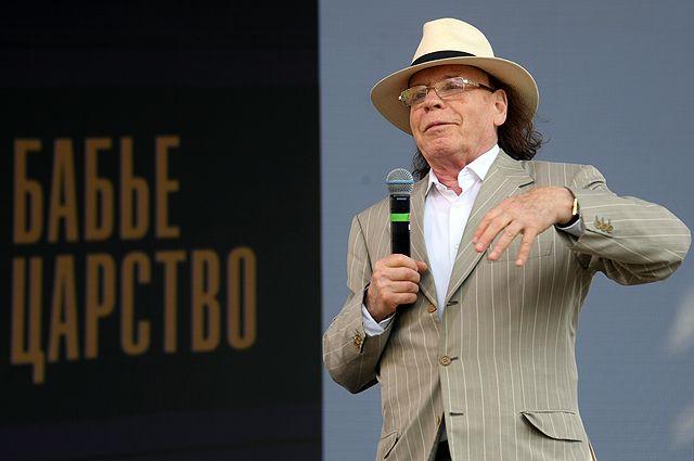 Публицист и драматург Эдвард Радзинский.