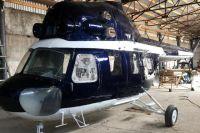 На поиски пропавшего воздушного судна снова будет отправлен вертолет.