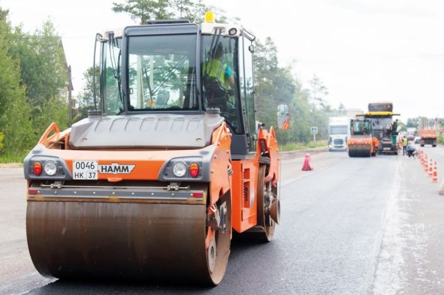 В 2019 году в Ивановской области отремонтируют 386 км дорог