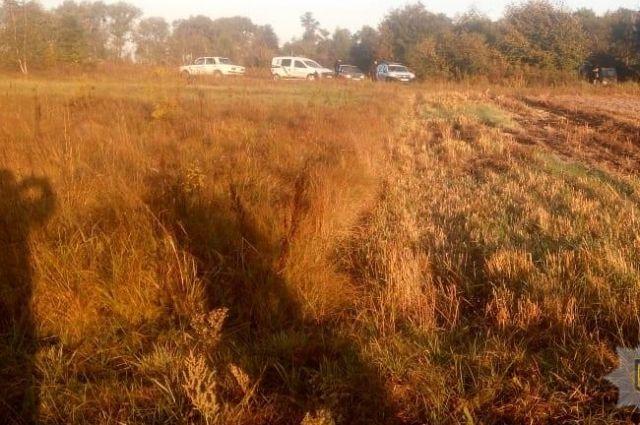 В Житомирской области сжигания сухой травы обернулось трагедией