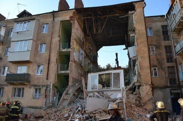 В Дрогобыче выдали денежную помощь пострадавшим от взрыва: кому и сколько