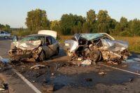 В ДТП на автодороге Шадринск - Ялуторовск погибла 15-летняя девочка