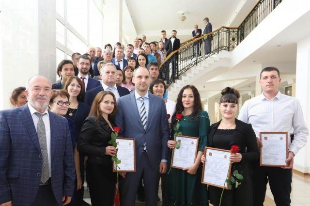 Победителями проекта  «Агростартап» стали 29 фермеров.